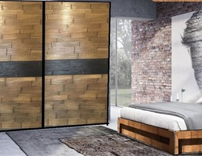 Camera completa Minimal  zen bambu Nuovi mondi in legno a prezzo Outlet