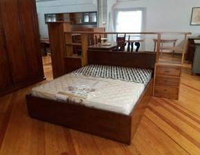 Camera completa Modello silvia Artigianale in legno a prezzo Outlet