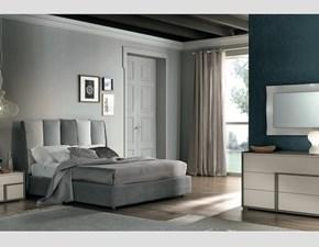 Camera completa Mottes mobili abaco night a Artigianale in laccato opaco a prezzo scontato