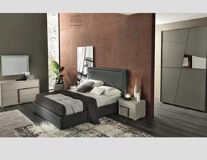 Camera completa Mottes mobili abaco night e camera completa Artigianale in laccato opaco a prezzo scontato