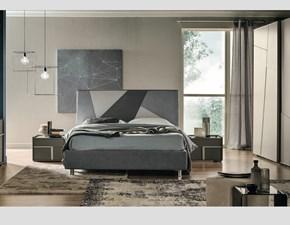 Camera completa Mottes mobili abaco night g camera completa Artigianale in laccato opaco a prezzo Outlet