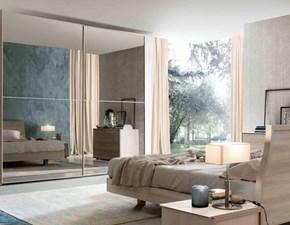 Camera completa Mottes mobili camera matrimoniale cutigliano Artigianale in legno a prezzo scontato