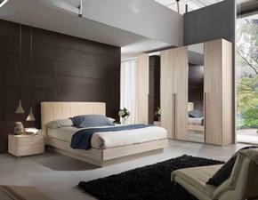 Camera completa Mottes mobili camera matrimoniale torino Artigianale in legno a prezzo scontato