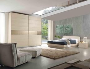 Camera completa Mottes mobili camera matrimoniale valenza Artigianale in legno in Offerta Outlet
