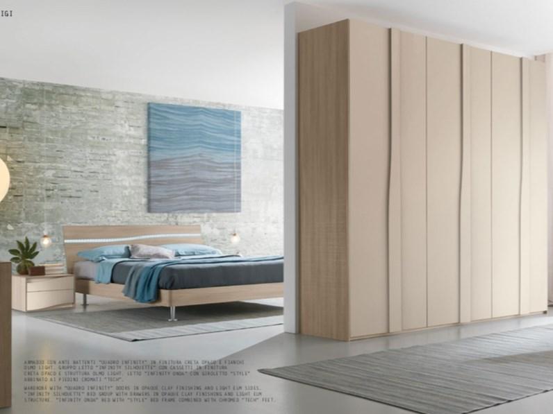 Camera completa Mottes mobili camera matrimoniale verona Artigianale ...