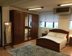 Camera completa Piccinato Borgo antico a prezzo scontato in legno