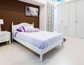 Camera completa Sibilla Artigianale in legno a prezzo ribassato