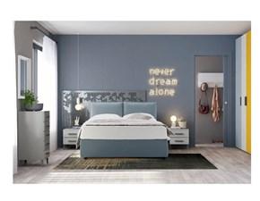 Camera completa Tolosa Colombini in laminato in Offerta Outlet
