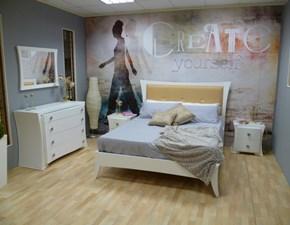 Camera completa Velar Artigianale in legno a prezzo ribassato