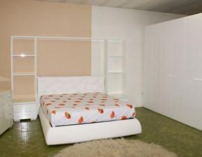 Camera completa  Venus laccata lucido bianco di Felver Casa
