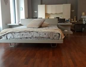 Camera completa Zanette in legno laccato a poro aperto hot in Offerta Outlet