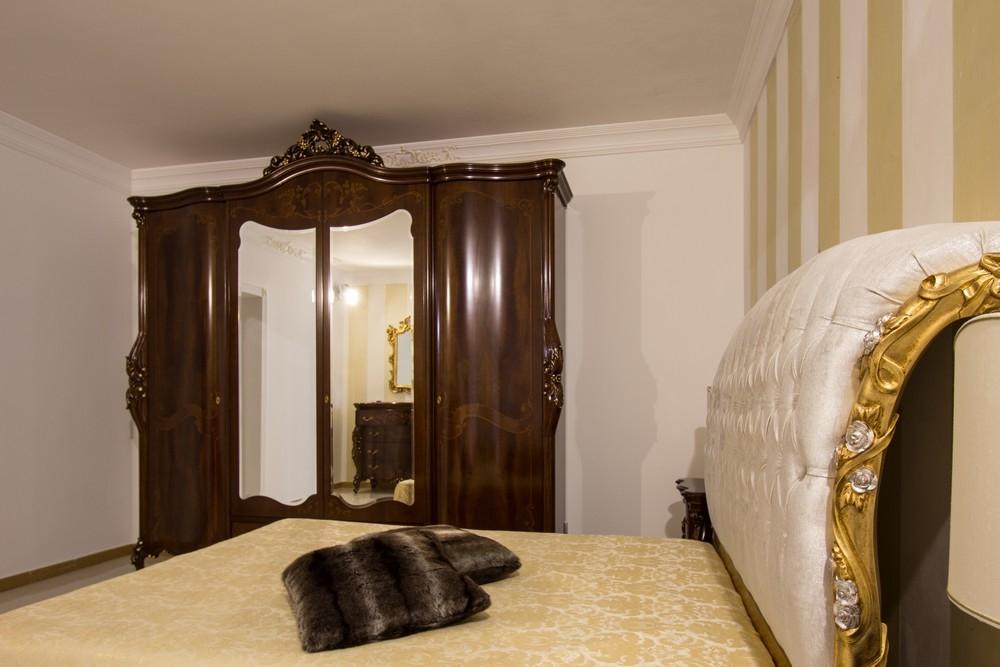 Camere Da Letto Classiche Avorio E Noce. Good Interesting Camera Da ...