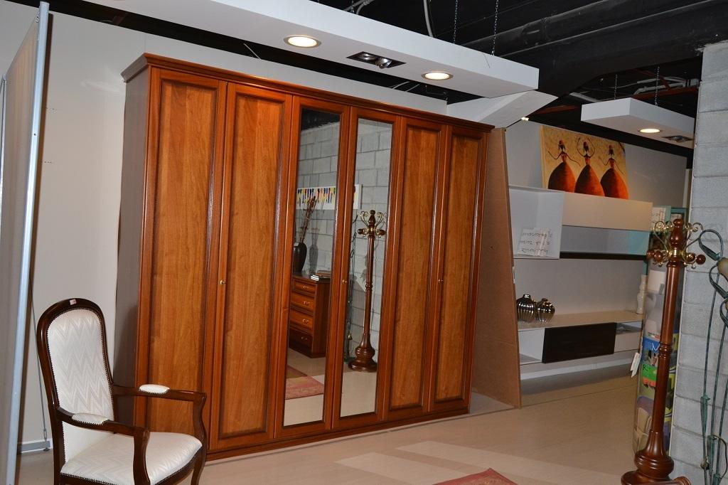Camera da letto classica noce   camere a prezzi scontati
