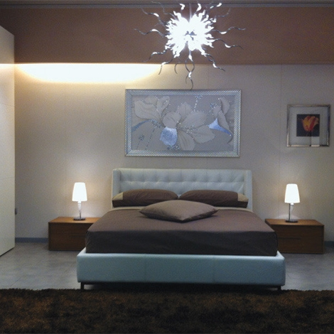 Camera da letto completa 6408 camere a prezzi scontati for Outlet arredamento puglia