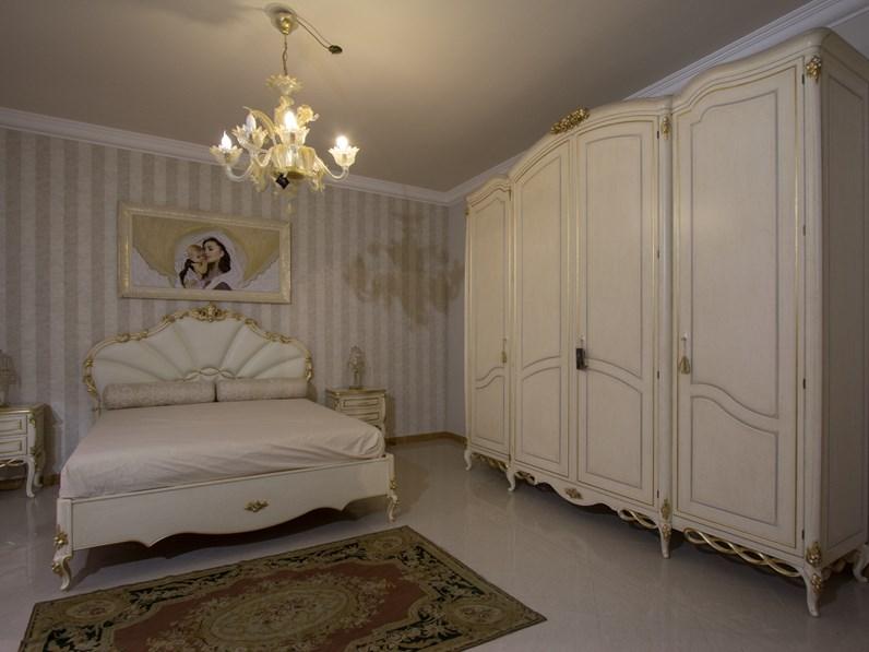 Camera da letto completa Forever di Signorini & Coco in promozione