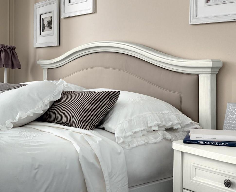 Camera da letto completa in finitura bucaneve occasione - Esposizione camere da letto ...