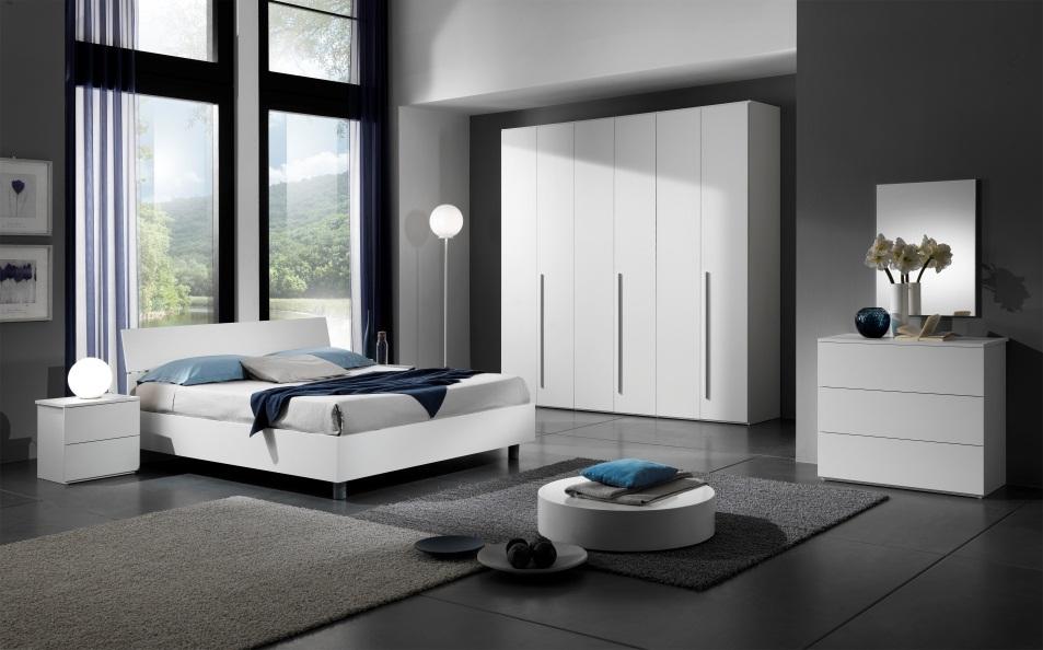 Camera da letto completa in laminato in super offerta for Camera completa offerta