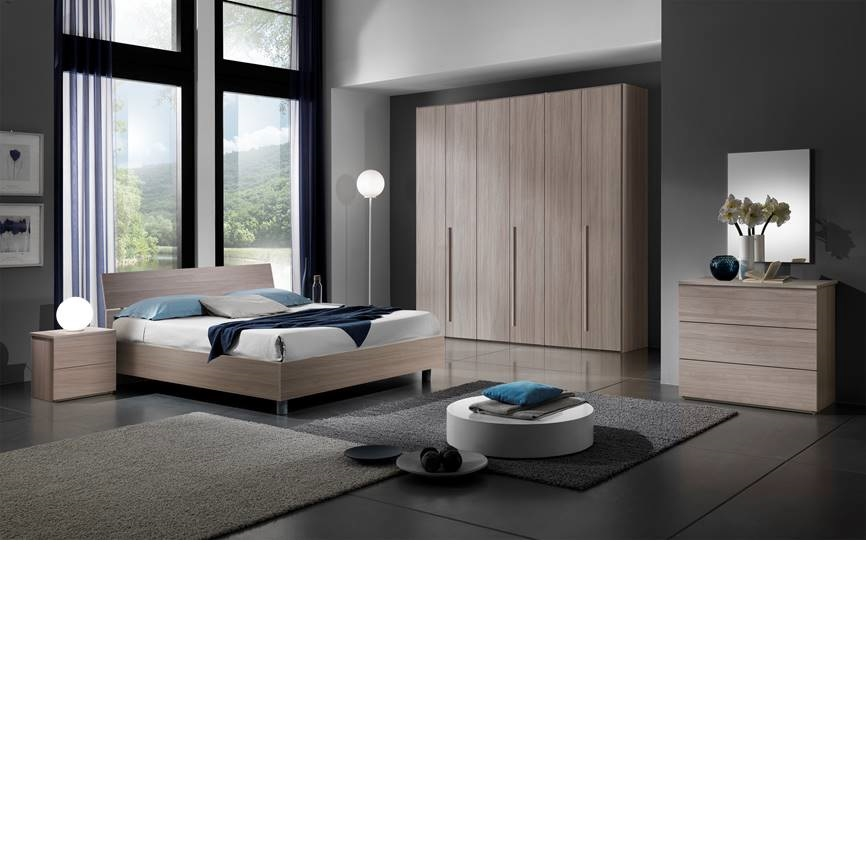 Camera da letto completa in laminato in super offerta - Offerte camera da letto ...