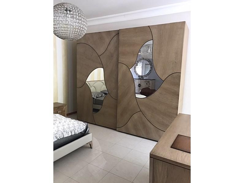 Camera da letto completa Passione Italiana in legno massello ...