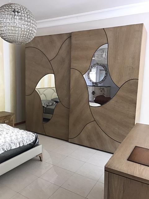 Camera da letto completa passione italiana in legno massello collezione intesa stile moderno - Passione italiana camera da letto ...