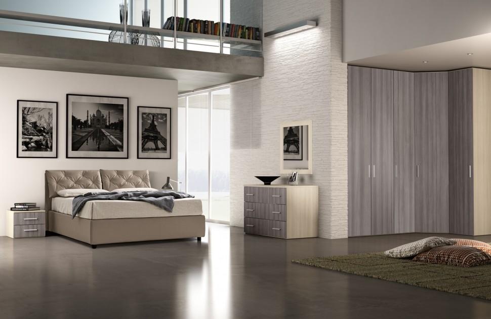 Camera da letto completa sconto outlet 6 camere a prezzi for Costo camera da letto completa