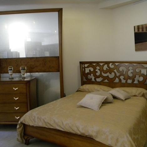 Camera da letto completa in massello design italiano camere a prezzi scontati - Camera da letto completa ...
