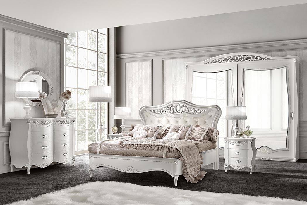 Camera da letto classica signorini coco camere a for Trittico per camera da letto