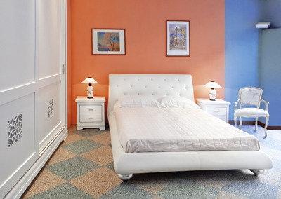 camera da letto laccata bianca : Camera da letto laccata bianca - Camere a prezzi scontati
