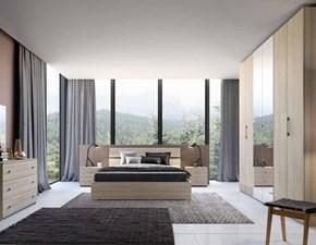 Camera da letto matrimoniale completa in stile moderno cod. 57