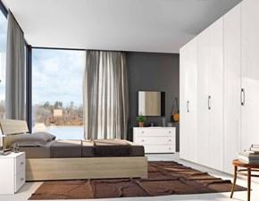 Camera da letto matrimoniale completa in stile moderno cod. 58