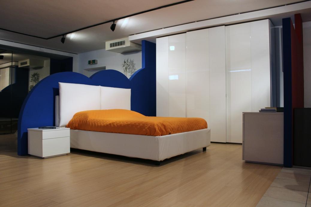 Camera da letto mercantini modello sestante scontata del for Camere matrimoniali grancasa