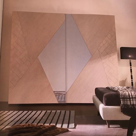 Camera da letto moderna eclettica di signorini coco in for 6 piani di camera da letto 6 bagni
