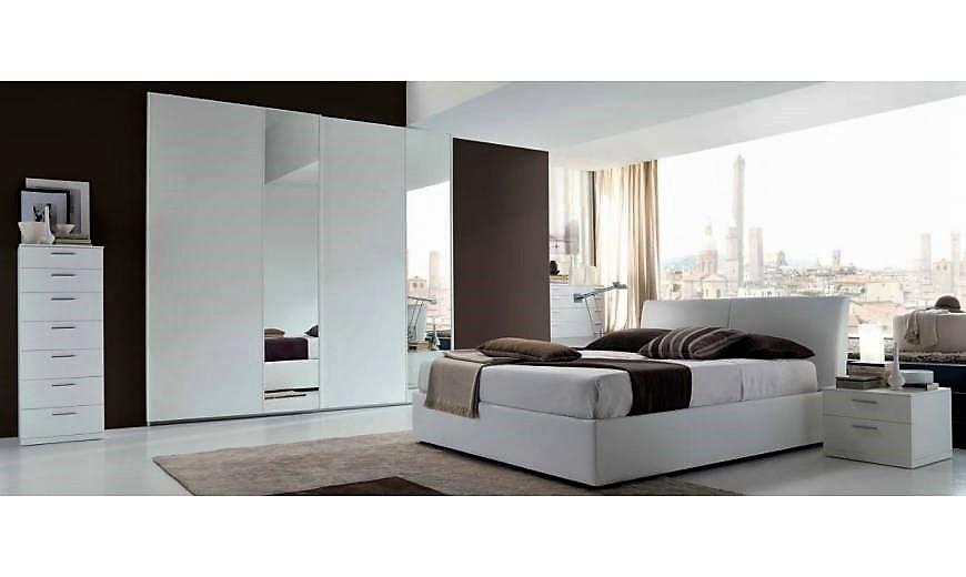 Camera da letto moderna scontata del 35 camere a prezzi - Camera da letto singola moderna ...