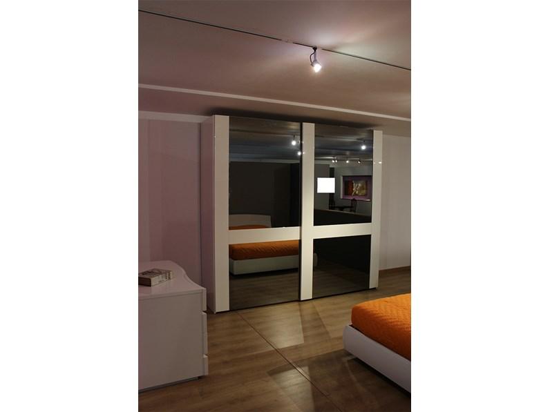 Camera da letto Spar modello Pacifico scontata del -55%