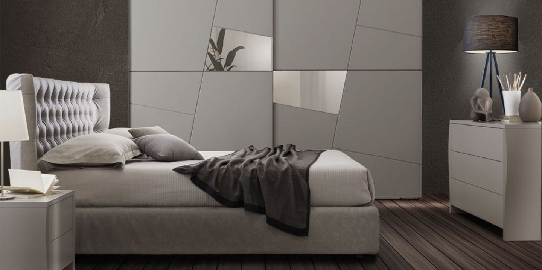 Camera da letto tempo in promozione camere a prezzi - Camera da letto contemporanea bianca ...