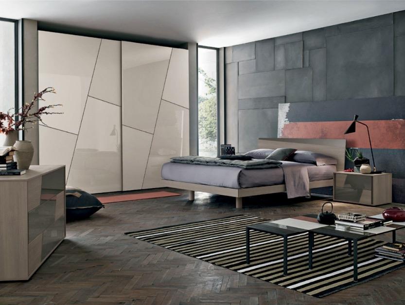 Camera da letto tomasella completa camere a prezzi scontati for Armadi per camere da letto