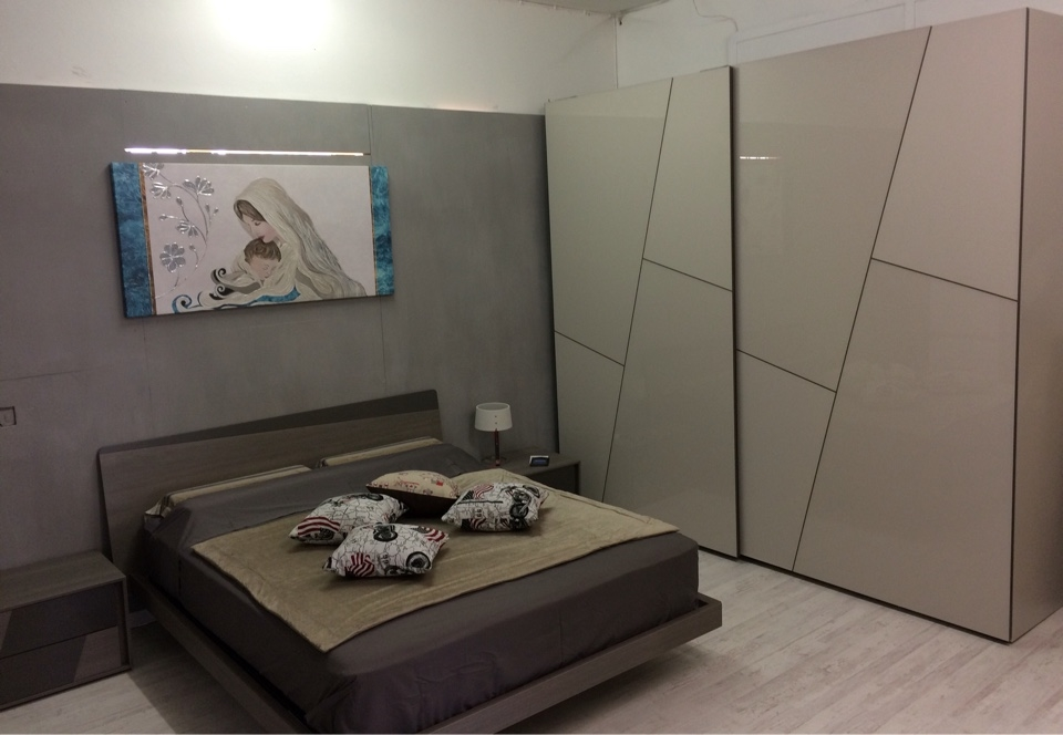 Camera da letto tomasella completa camere a prezzi scontati for Costo camera da letto completa