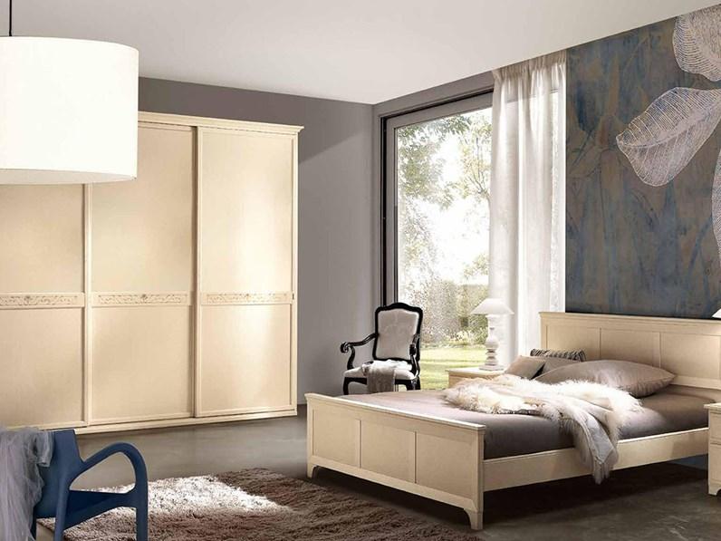 Camera dea stile provenzale classico san michele - Camere da letto in stile provenzale ...