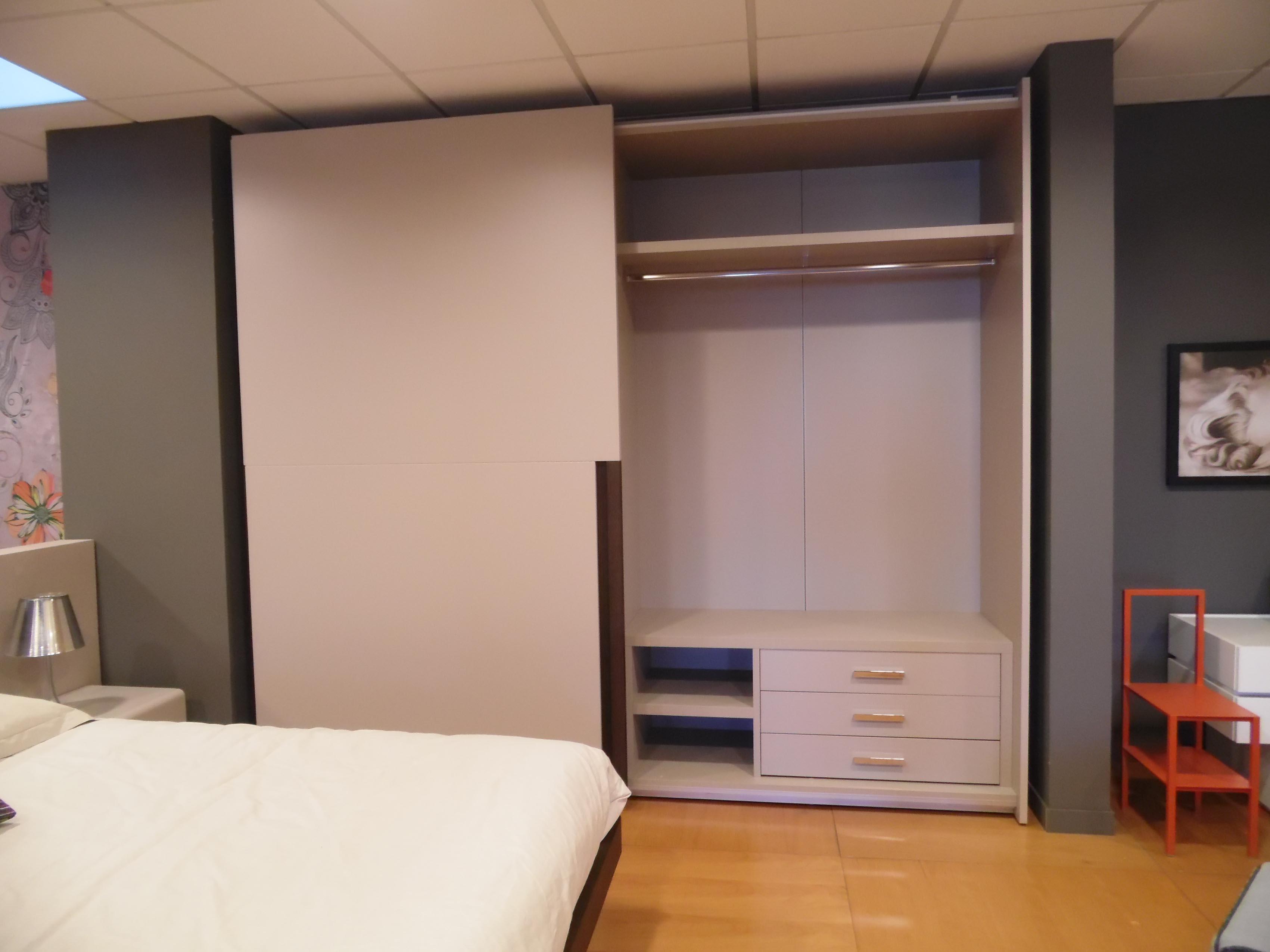 Camera doimo design completa gruppo swing letto plinio e armadio charme sconto 47 - Letto e armadio ...