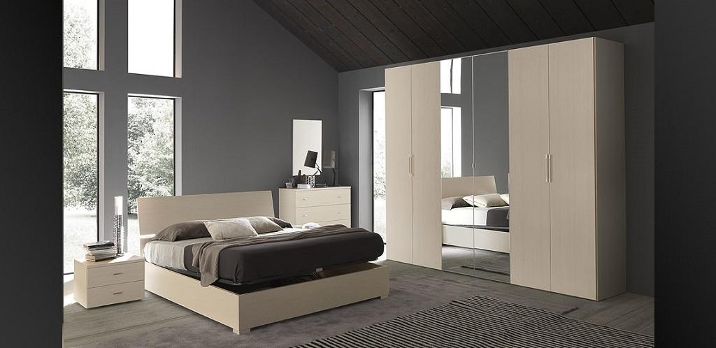 Camera economica con letto contenitore   camere a prezzi scontati