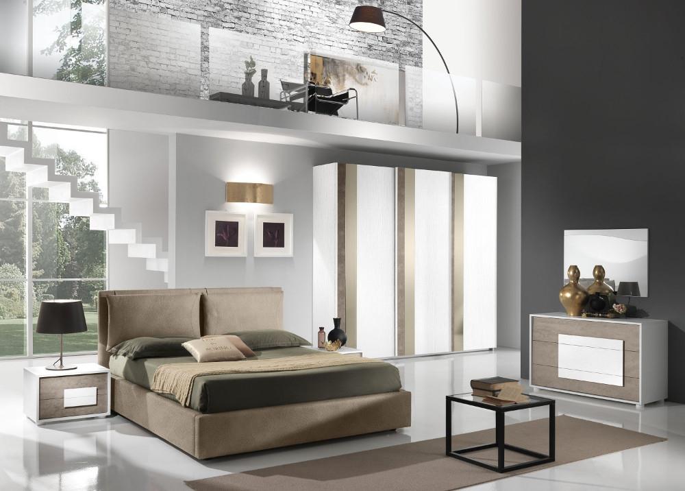 Gierre mobili camera camera matrimoniale for Mobili per interno