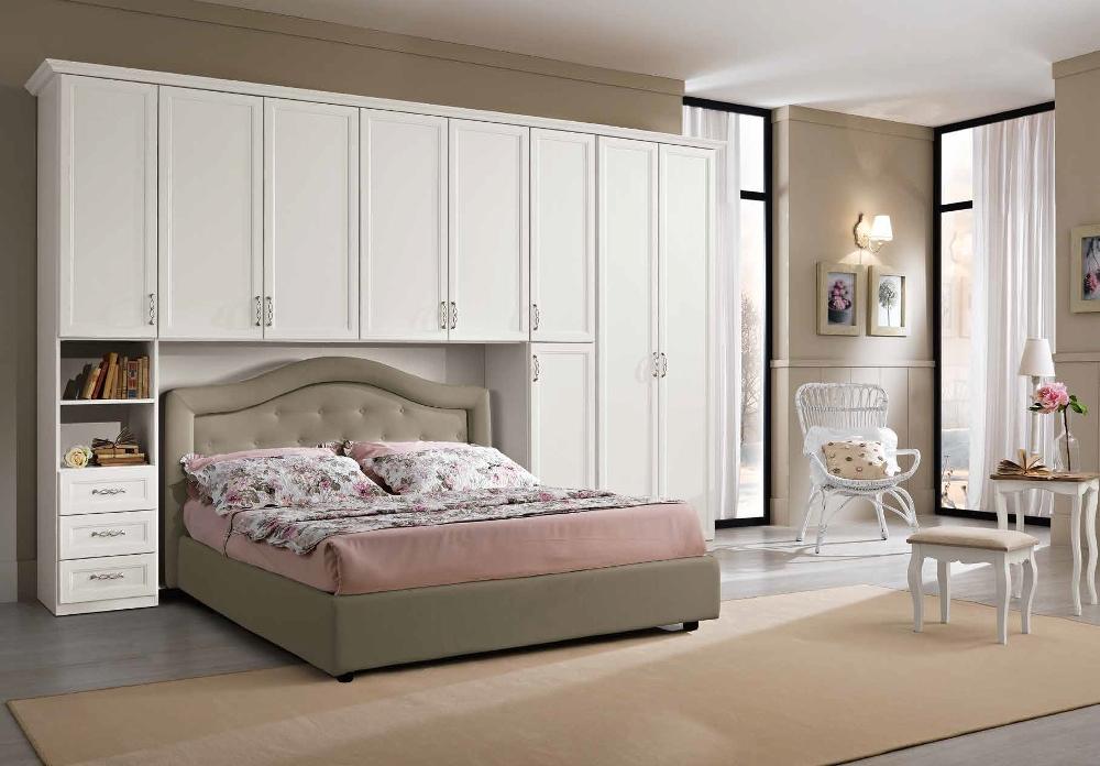 Camera gruppo silwood dafne frassinato bianco versione a - Ikea camere da letto complete ...