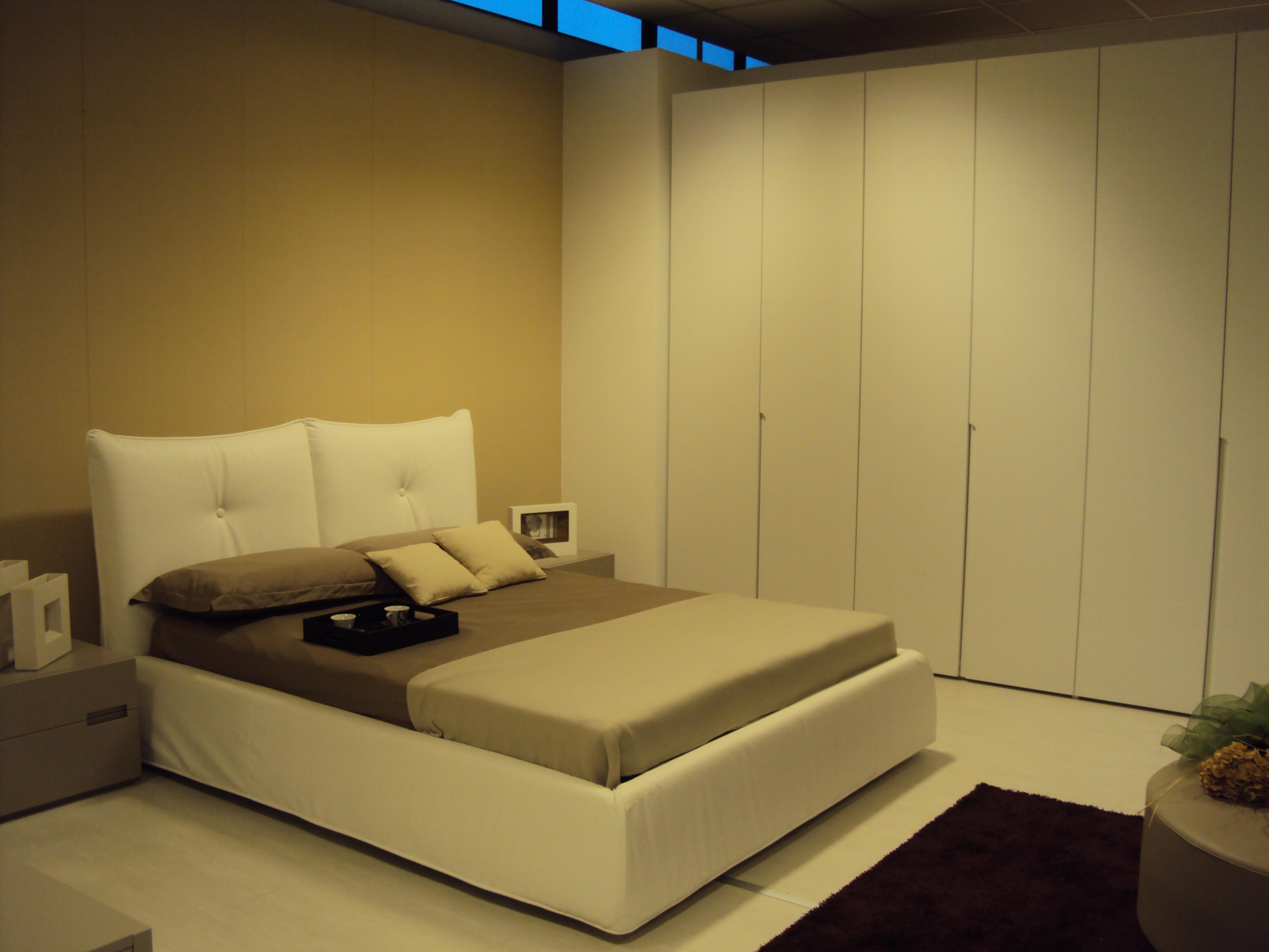 Creativo terrazza gazebo - Camera da letto grigia ...