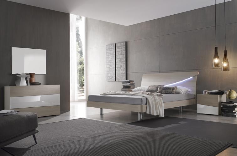 disegno idea » camere da letto stile moderno - idee popolari per ... - Camera Da Letto Stile Moderno