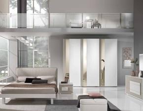 Camera matrimoniale completa Collezione Miluna modello Kioto 101