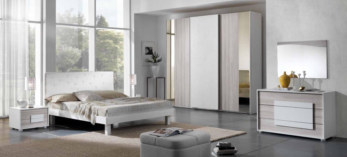 Camera matrimoniale completa collezione miluna modello for Nuovo arredo camerette prezzi