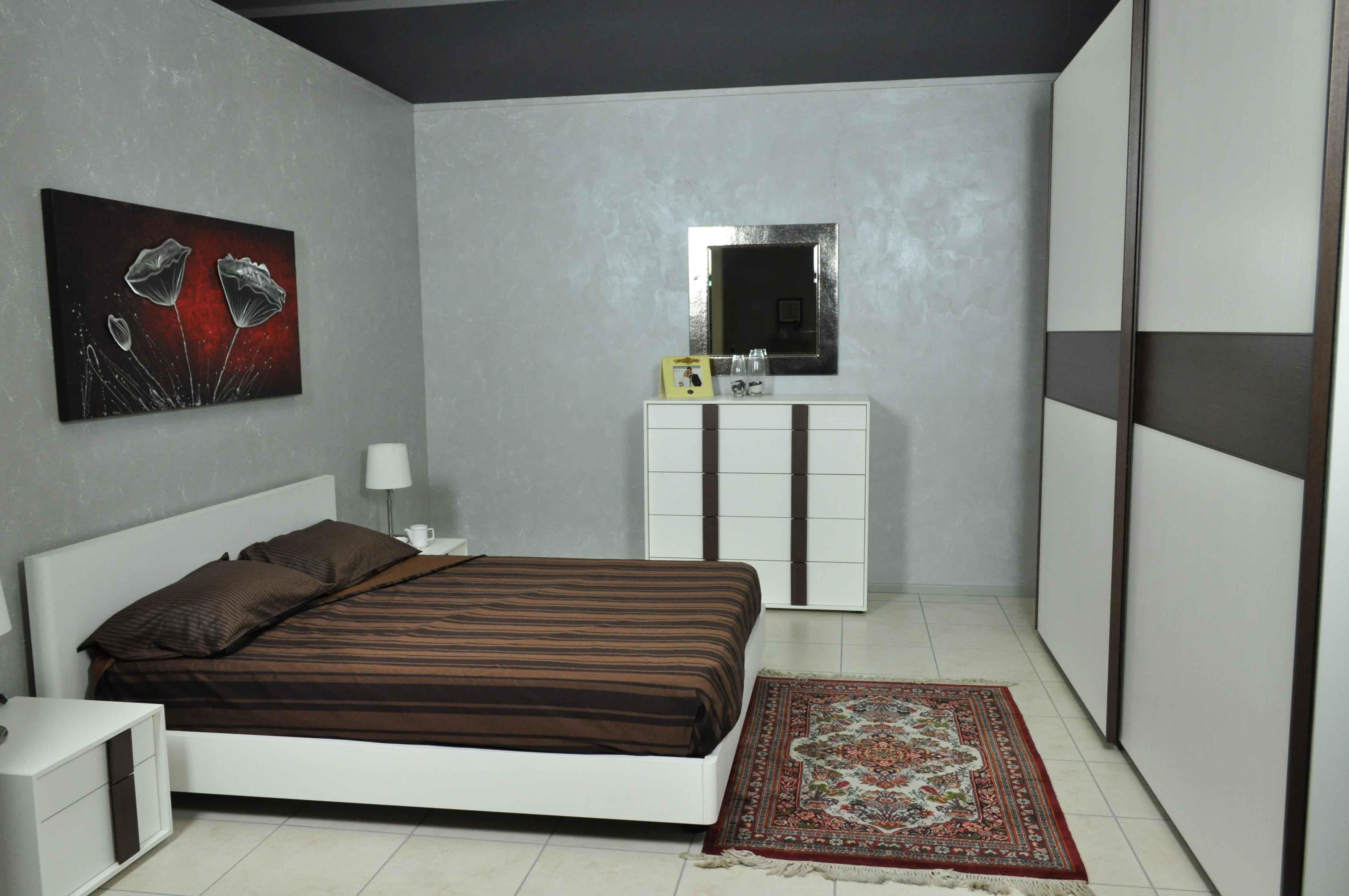 camera matrimoniale completa di colombini vitalyty