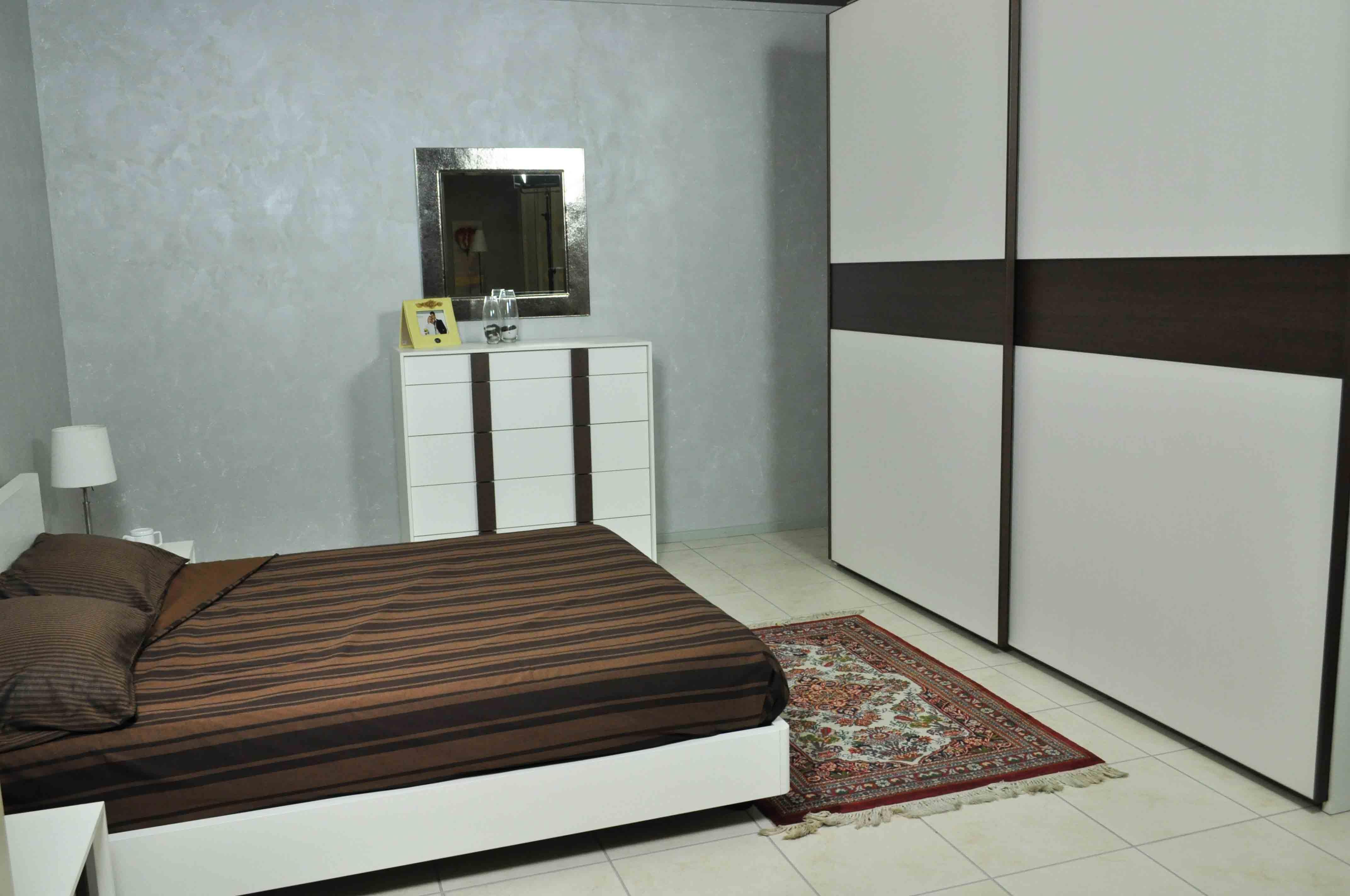 Camera matrimoniale completa di Colombini Vitalyty - Camere da letto a ...