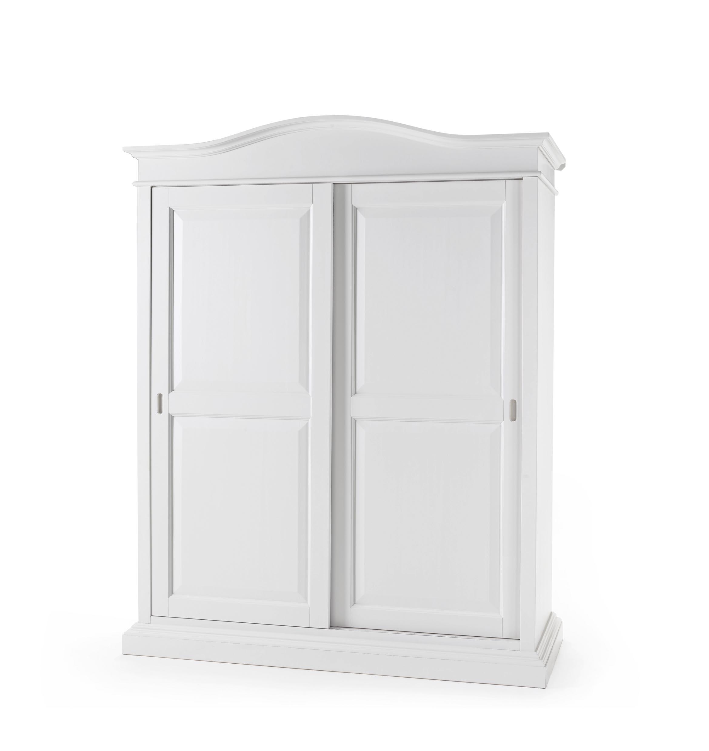 Camera matrimoniale completa di letto armadio com e for Armadio ufficio bianco