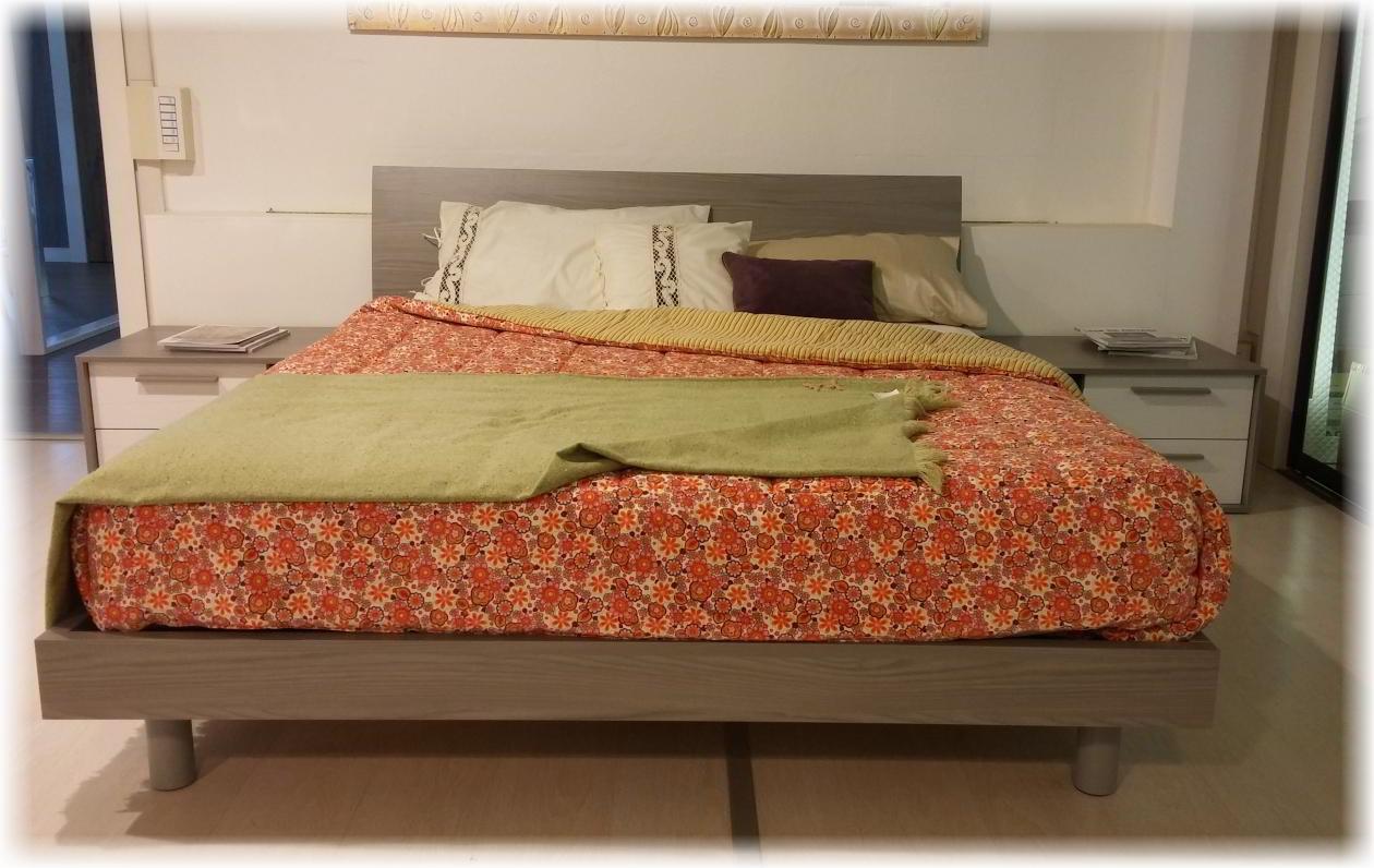 Camera matrimoniale con letto comodini armadio e settimino camere a prezzi scontati - Letto matrimoniale dimensioni ...